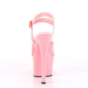68fb7371873 Shoes - Stripper Heels Platform Jelly Exotic Dancer Shoes